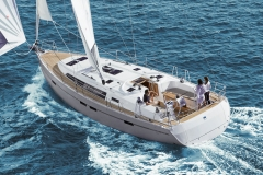 Bavaria 46 Style Cruiser Stock Photo  Sailing